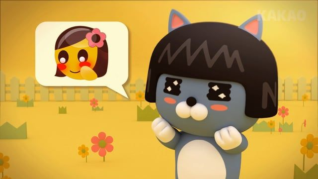KAKAO BRAND PROMOTION MOVIE(2015)  Designer : Ahn cheol hoon Animaitor : Kim min seong