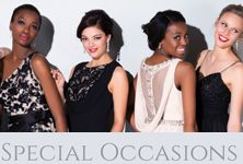 Bride&co offers this seasons latest styles from R1,600, but remember to always visit us in store to see what bargain buyers you may come across.