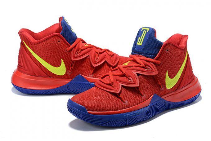 Blue-Volt Men's Basketball Shoes