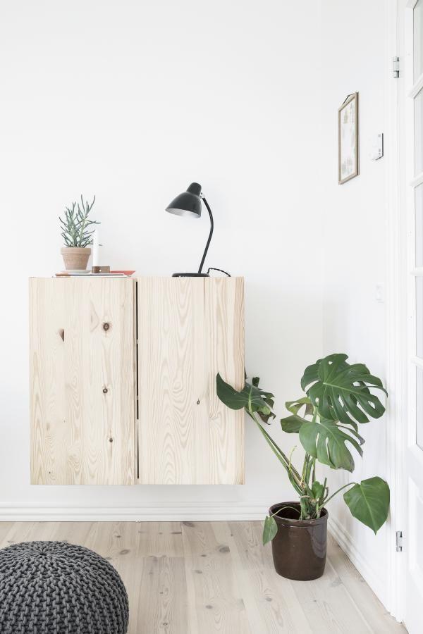 Ikea 'Ivar' cabinets