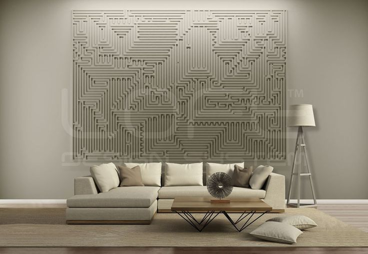 Panele ścienne 3D - Loft Design System - Mural Archetype