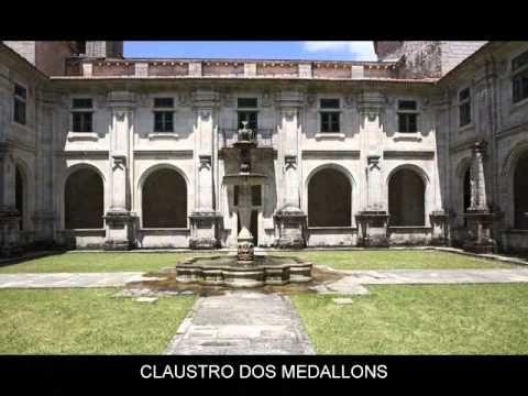 El Monasterio de Oseira   Oseira Monastery   Mosteiro de Santa María de Oseira Vía FB My Destination Galicia (Youtube). No os perdáis la impresionante Sala Capitular