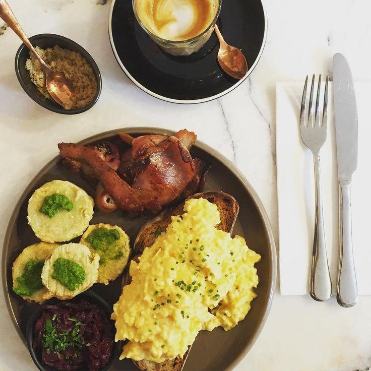 "Mr. Rocks on Instagram: ""#friedgreentomatoes #copper #breakfast @erskine_villa #erskineville #sydney #instafood with @chipsoswego"""