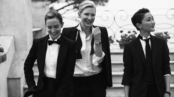 Marvel superhero pic inspires Twitter to post photos of kickass women in suits