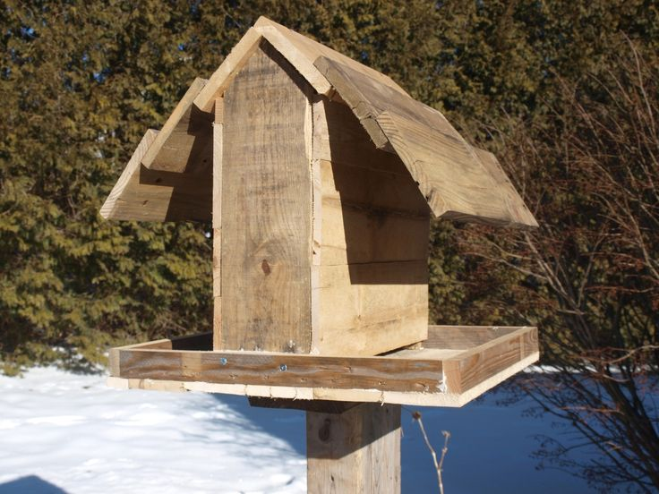 Bird Feeders | Warm Woods Enterprises