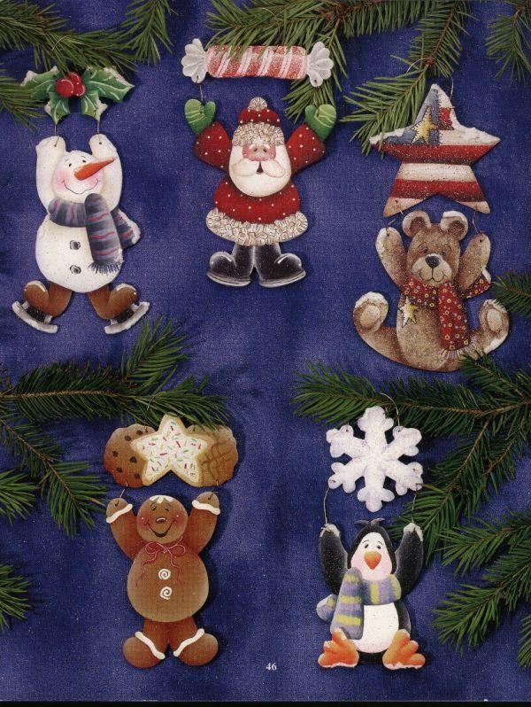 Santas Sweeties by Christina Shilling