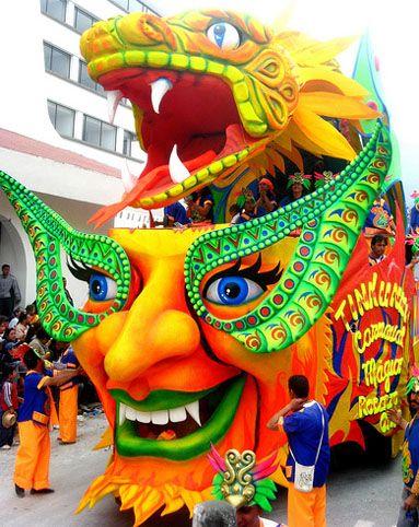 Colombia-Nariño-San Juan de Pasto-Carnaval de Negros y Blancos