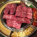 Kang Hodong Baekjeong - Koreatown.  our favorite Korean bbq.