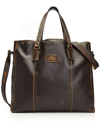 Patricia Nash Handbag, Overdyed Large Gava Tote - Handbags & Accessories - Macy's