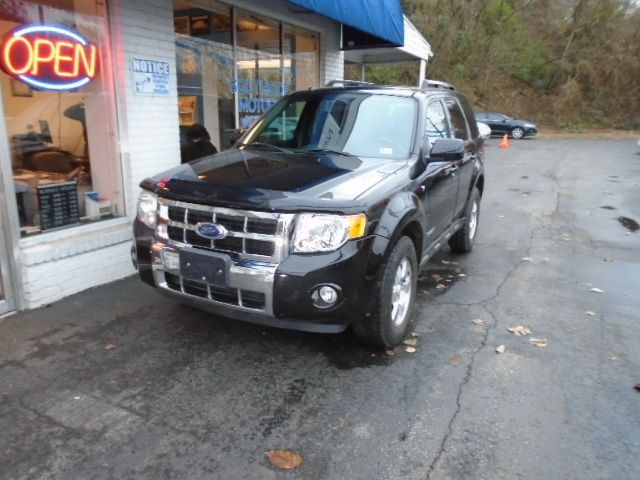 2008 Ford Escape Limited V6 4 Wheel Drive Loaded With Extras