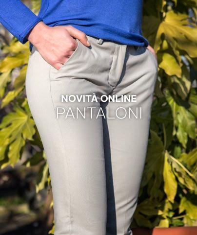 #Pantaloni #Chino classici da donna in puro #cotone #purecotton #trousers #ss15