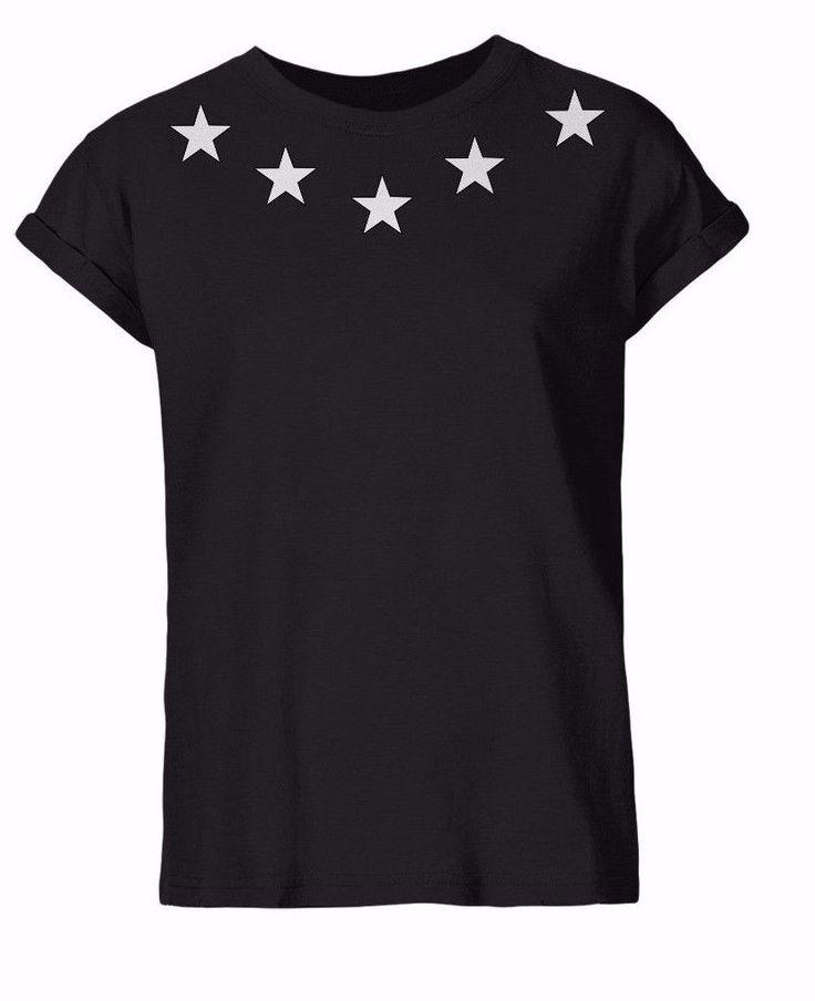 STARS AROUND NECK T SHIRT - Hip Hop_Pyrex_Yeezy_Jersey_Cray   #i #yeezusseason3 #ifeellikepablo #kanyewestern #kanyewestg #kanyewestart #ifeellikepabloescobar #Lamar #kanyewest2020 #antisocialclubclub