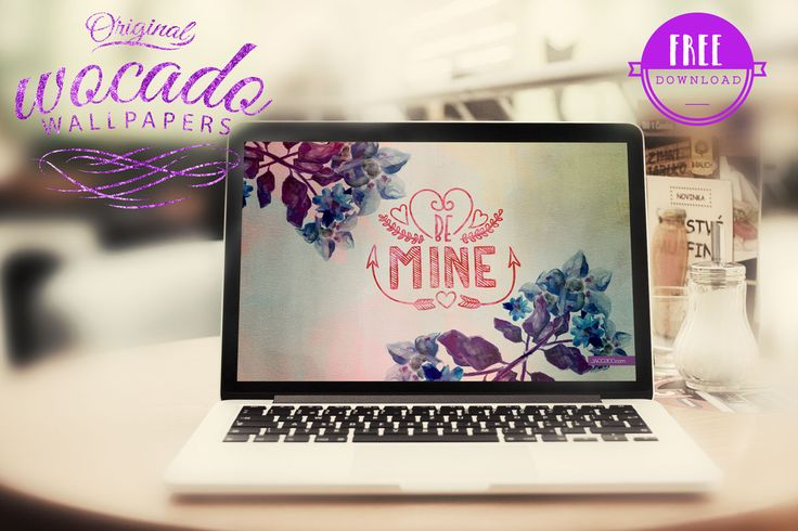Be Mine Wallpaper by WOCADO
