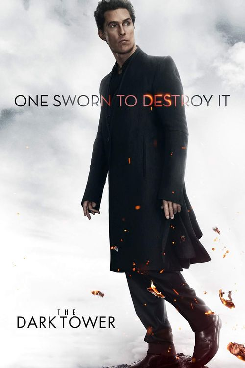 The Dark Tower (2017) Full Movie Streaming HD