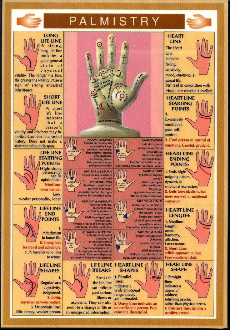 Palmistry and Palm Reading Secrets -PositiveMed | Positive Vibrations in Health
