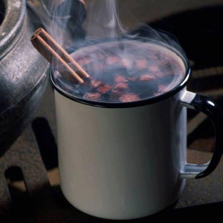 APRENDA A FAZER  Vinho quente para esquentar