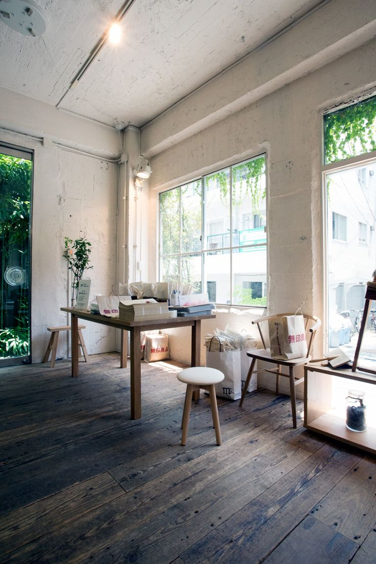 Office/studio space. This would be fabulous light for an artist.