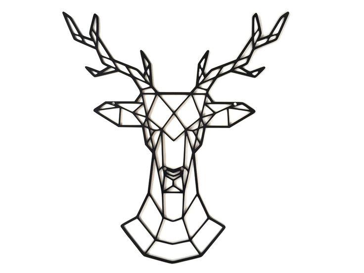 Wieszak Deer