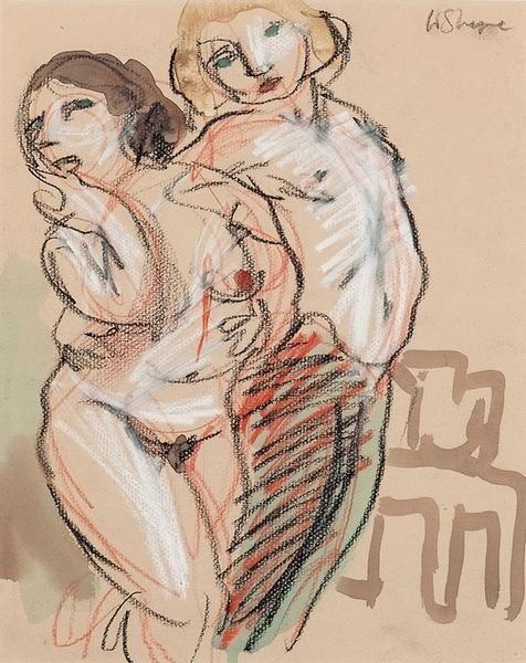 wendy sharpe artist   Wendy Sharpe (1960-.) Australia