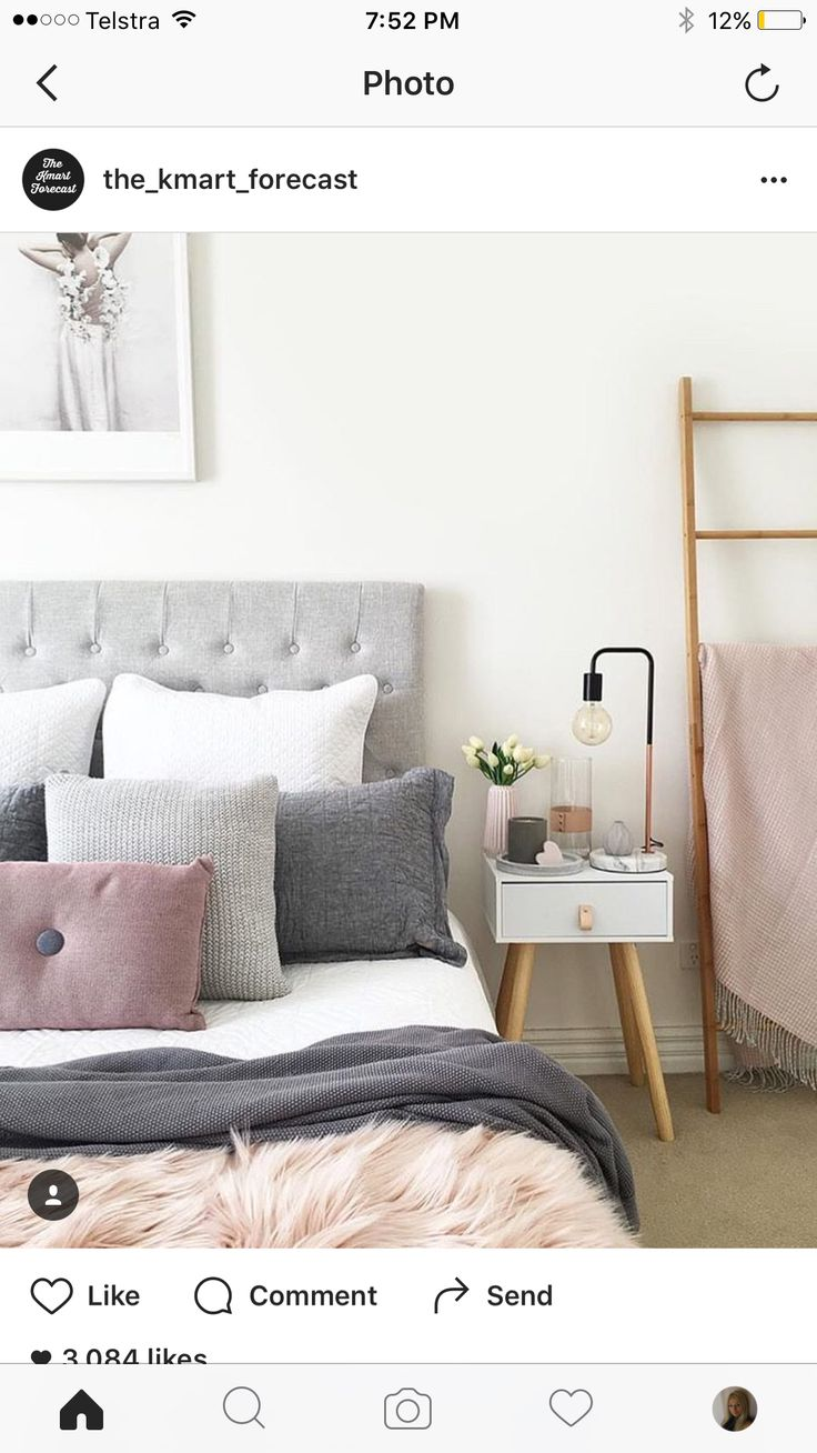 Find This Pin And More On Kmart Stuff Bedroom And Bedside Styling