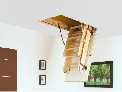 Katlanabilir Çatı Çıkış Merdiveni