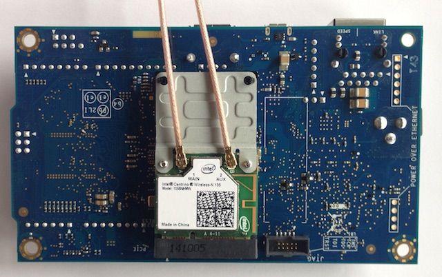 Intel Galileo 2: настройка Wi-Fi