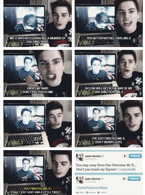 If I can't marry one of the boys from 1D I'm gonna marry Jack or Finn. It's gonna happen. Love these twinny boys :)