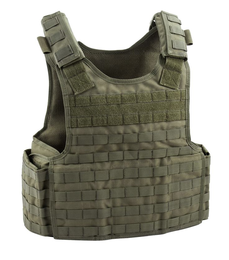 Steel Defender Body Armor - SD Max Vest