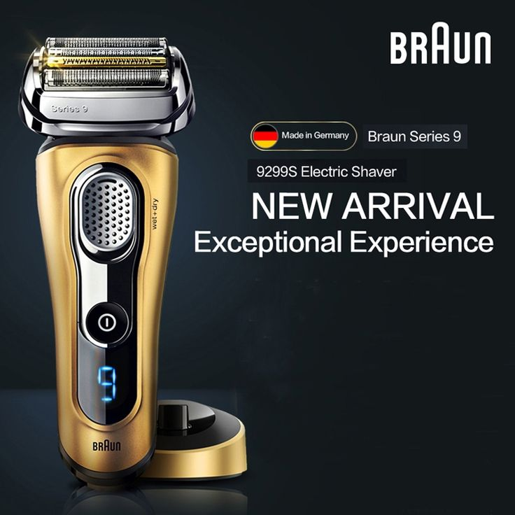 1005.91$  Watch here  - Braun Electric Shaver 9299S For Men Rechargeable Safety Razor Series 9 Reciprocating Shaving Machine Four Heads Straight Razor