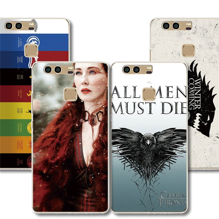 Game of Thrones design plastic shell phone case For Huawei Honour P8 P9 P10 Lite P7 Mate 7 8 9 P9 Plus p8lite Transparent cover - Direwolf Shop Direwolf Shop
