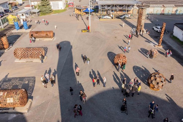 Výstava Restart Restart, Depo 2015, Plzeň #madeinBUBEC