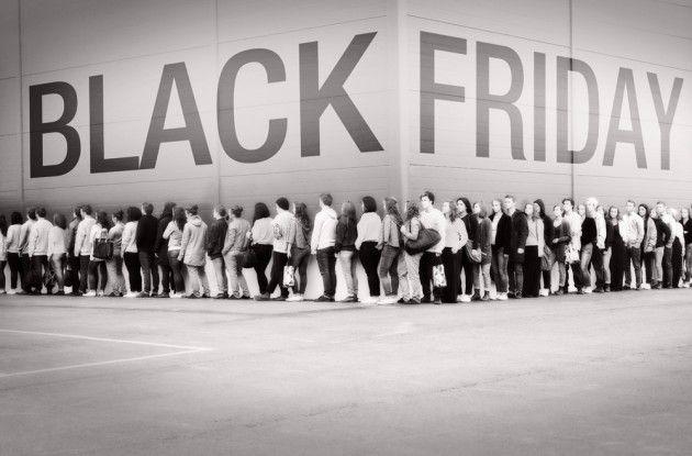 Recordbedrag in online verkopen bereikt tijdens Black Friday
