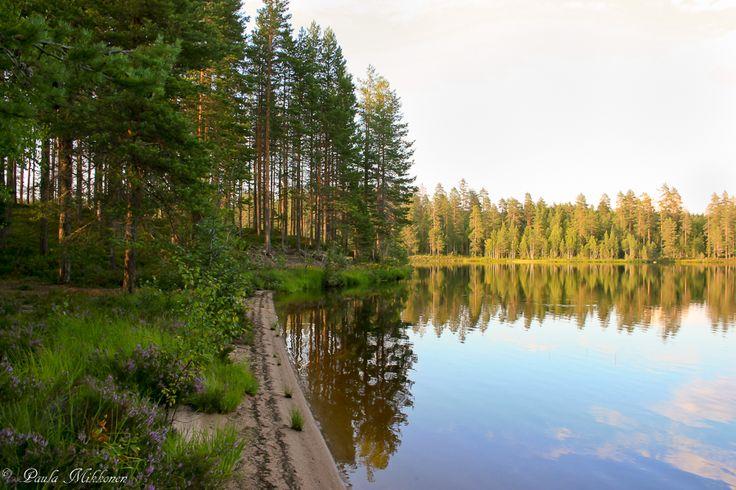Tiilikkajärven kansallispuisto. photo Paula Mikkonen
