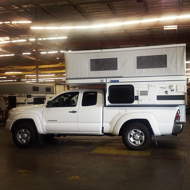 Used Toyota Campers For Sale: 1000+ Images About Four Wheel Campers On Pinterest