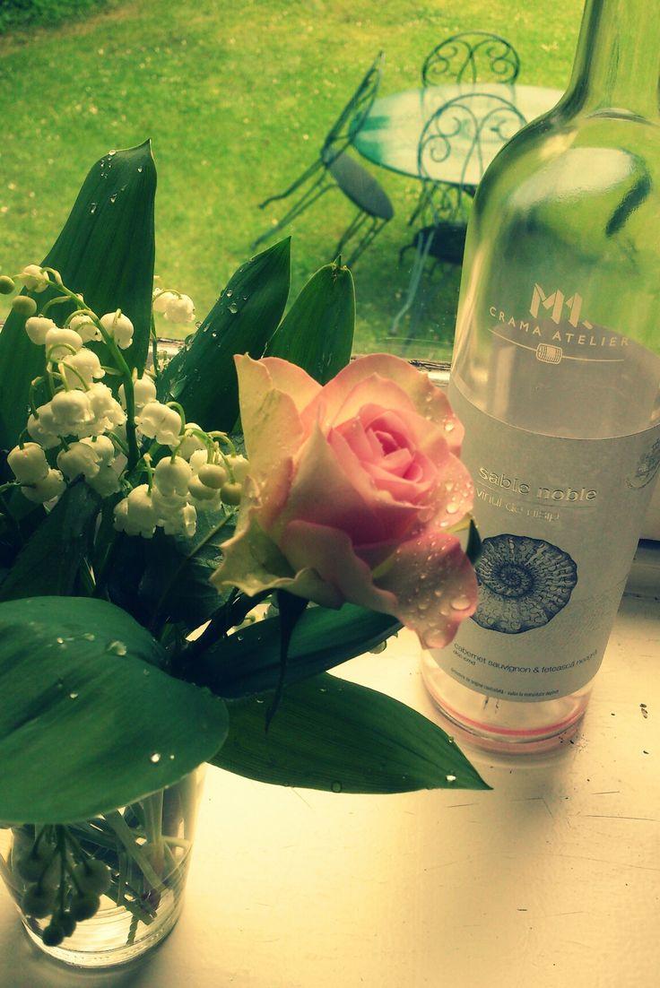 M1.Crama Atelier - Sable Noble roze. #cramaatelier #sablenoble