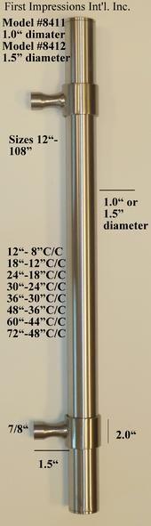 Manufacturer of Commercial Door Handles - Commercial Door Pulls-Door Pulls- Door Handles|First Impressions