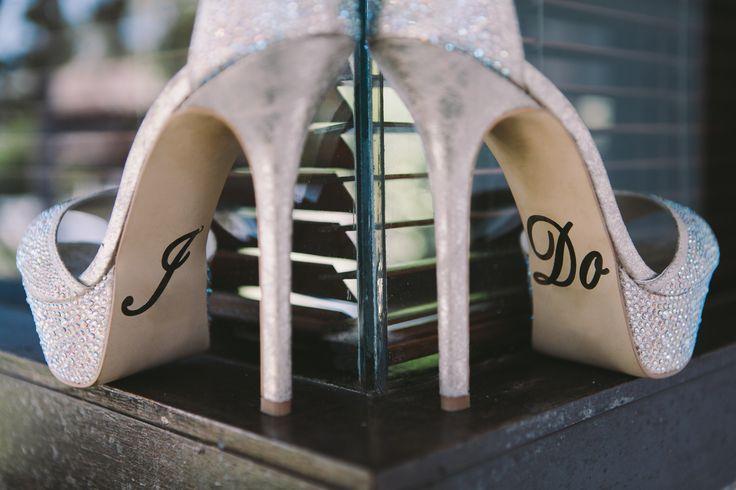 """The """"I do"""" Shoes :)"""