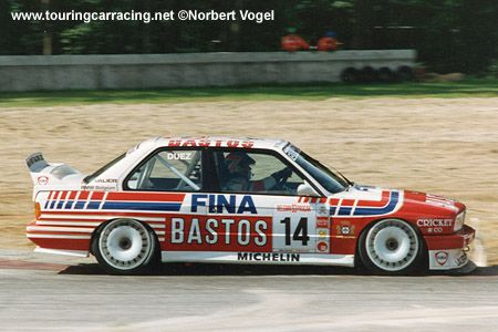 Pictures - 1993 Zolder 24h support race