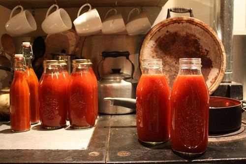 Thermomix tomato passata is a wonderful base for soup, risotto, pasta sauce etc.