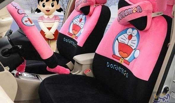أحدث تقاليع الجنس اللطيف في سياراتهم Cute Car Seat Covers Cute Cars Car Seats