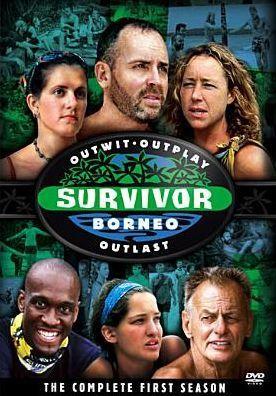 Survivor - Borneo - Complete First Season