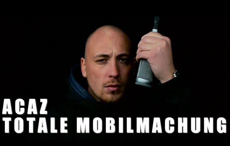 Acaz - Totale Mobilmachung // (prod. von Krypta Beatz) (Official HD Video)