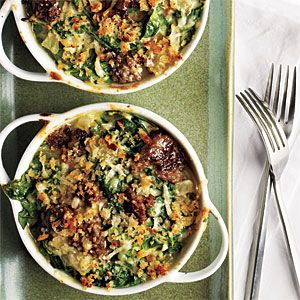 Spinach Rice Gratin Recipes — Dishmaps