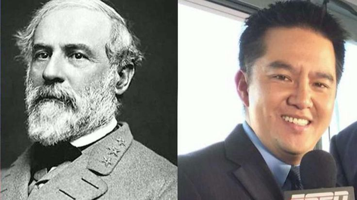 """FOX NEWS: Britt McHenry: ESPN pulling announcer Robert Lee off game 'a reflection of society' Former ESPN reporter Britt McHenry told Fox News' """"Tucker Carlson Tonight"""" Wednesday that the network's decision to remove announcer Robert Lee from play-by-play duty for a University of Virginia football game was """"a reflection of society right now and how left-wing and PC it's gotten."""""""
