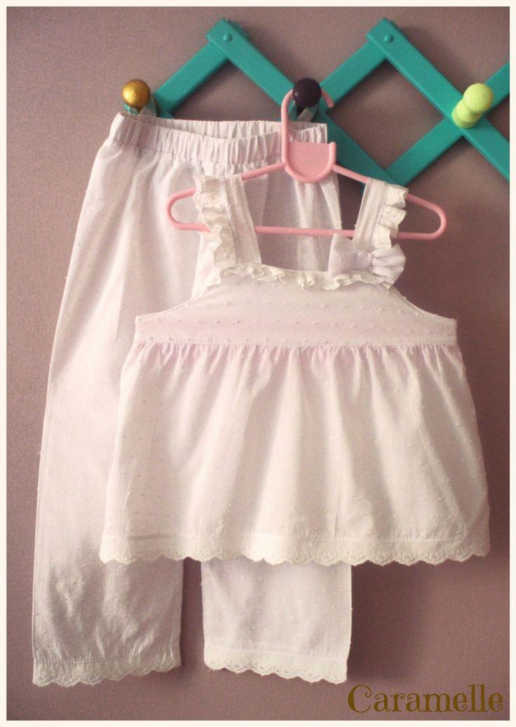 pijamas / niñas / moda / infantil / ropa