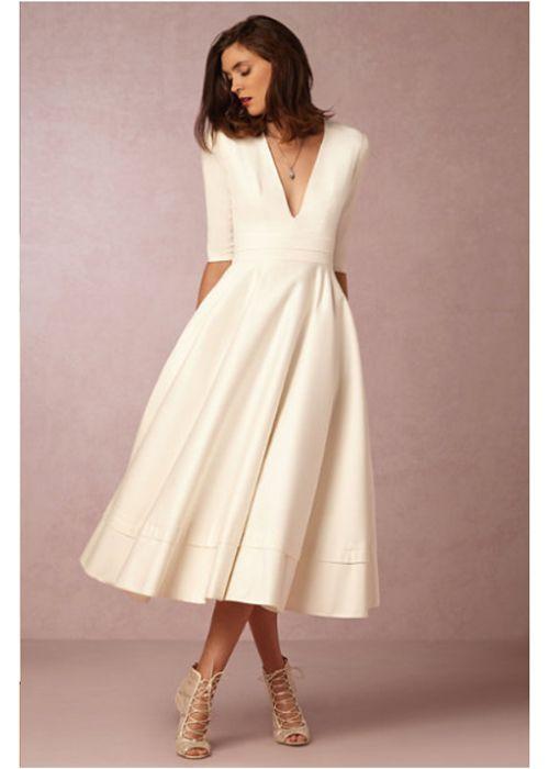 15 Modest Wedding Dresses Under $5,000 | Brides.com