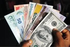 Naira falls to N345 against the dollar