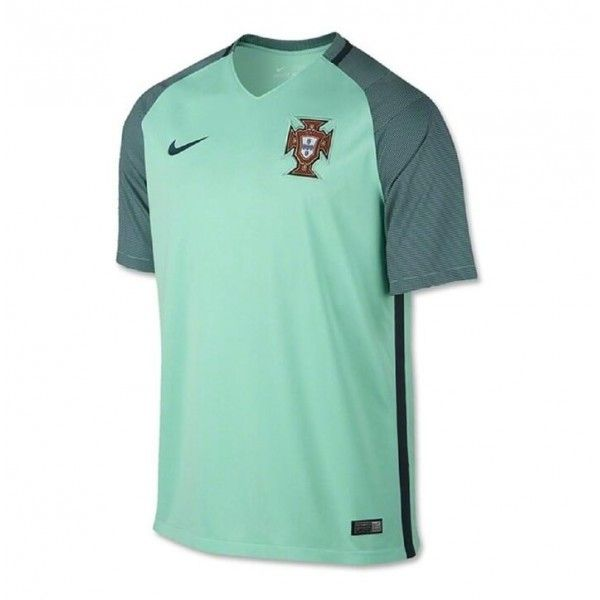 7032010267 ... Portugal Euro 2016 Away Men Soccer Jersey Personalized Name and Number NIKE  Portugal National Team 20062007 Home ...