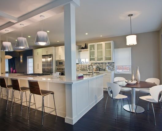 Kitchen Island Ideas With Support Posts Kitchen Kitchen Island Posts Kitchen Columns