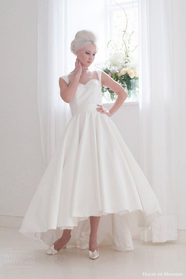 13 best brautkleider images on Pinterest   Wedding frocks ...